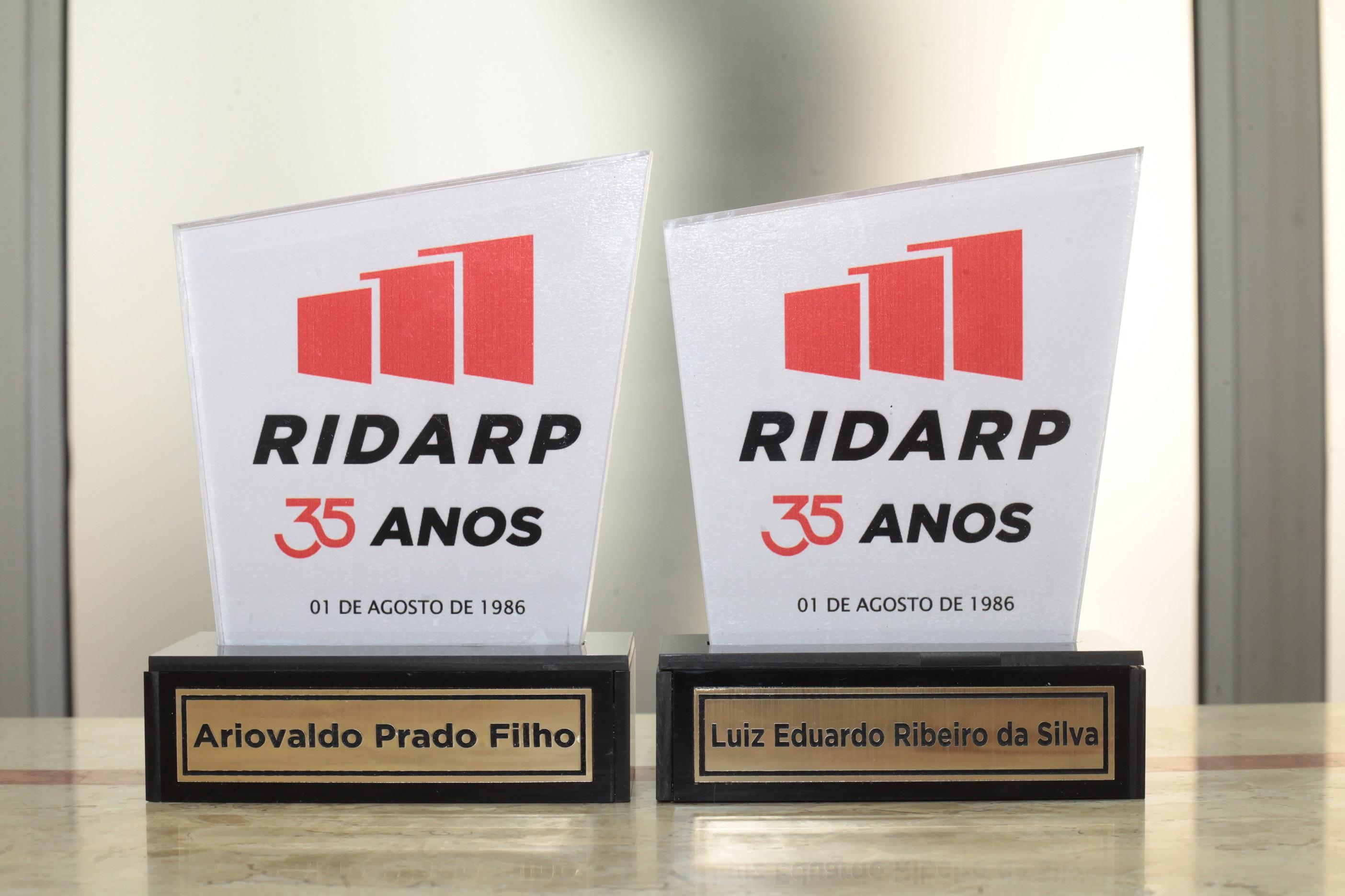 Conheça as certificações conquistadas pela Ridarp em 35 anos
